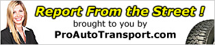 Report from the street by pro auto transport